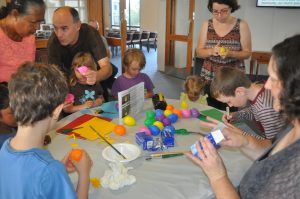 Why Fun Learning Makes Happy Families